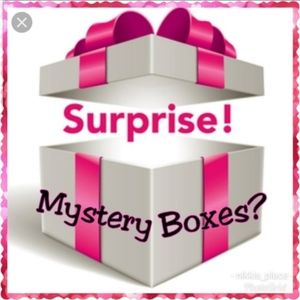 MOVING ~ RESELLERS MYSTERY BOX BOXES